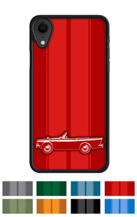 Sunbeam Alpine Series I & II Smartphone Case - Racing Stripes