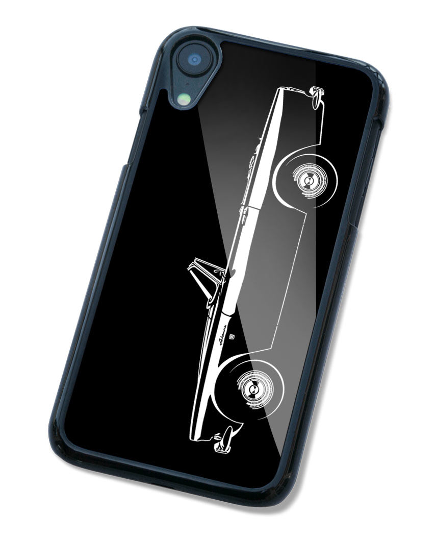 Sunbeam Alpine Series IV & V Smartphone Case - Side View