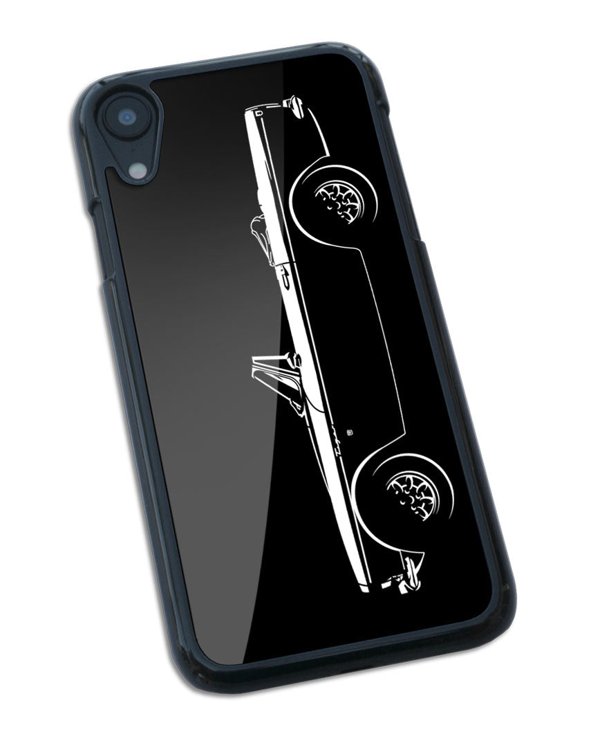 Sunbeam Tiger Convertible Smartphone Case - Side View