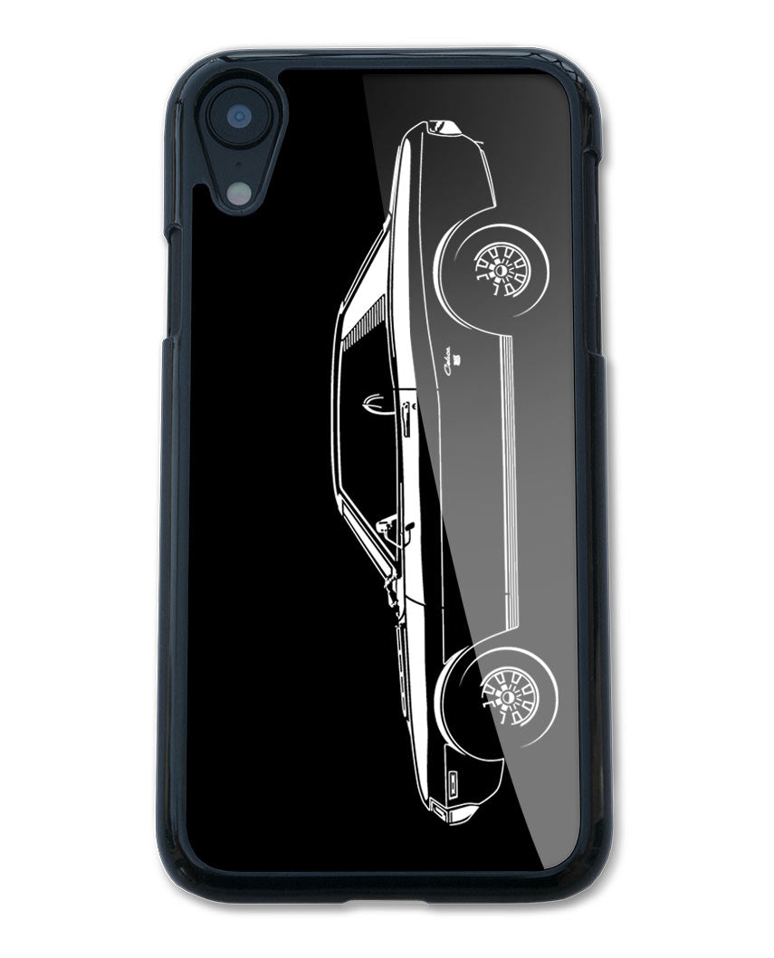 Toyota Celica Hardtop Coupe 1970 – 1977 Smartphone Case - Side View