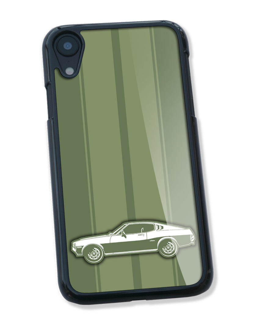 Toyota Celica Liftback 1973 – 1977 Smartphone Case - Racing Stripes