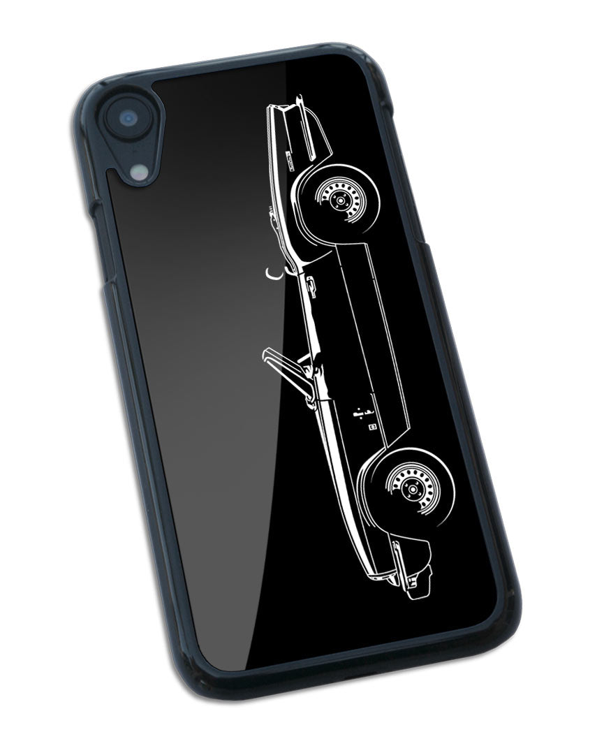 Triumph Spitfire 1500 S1 Convertible Smartphone Case - Side View