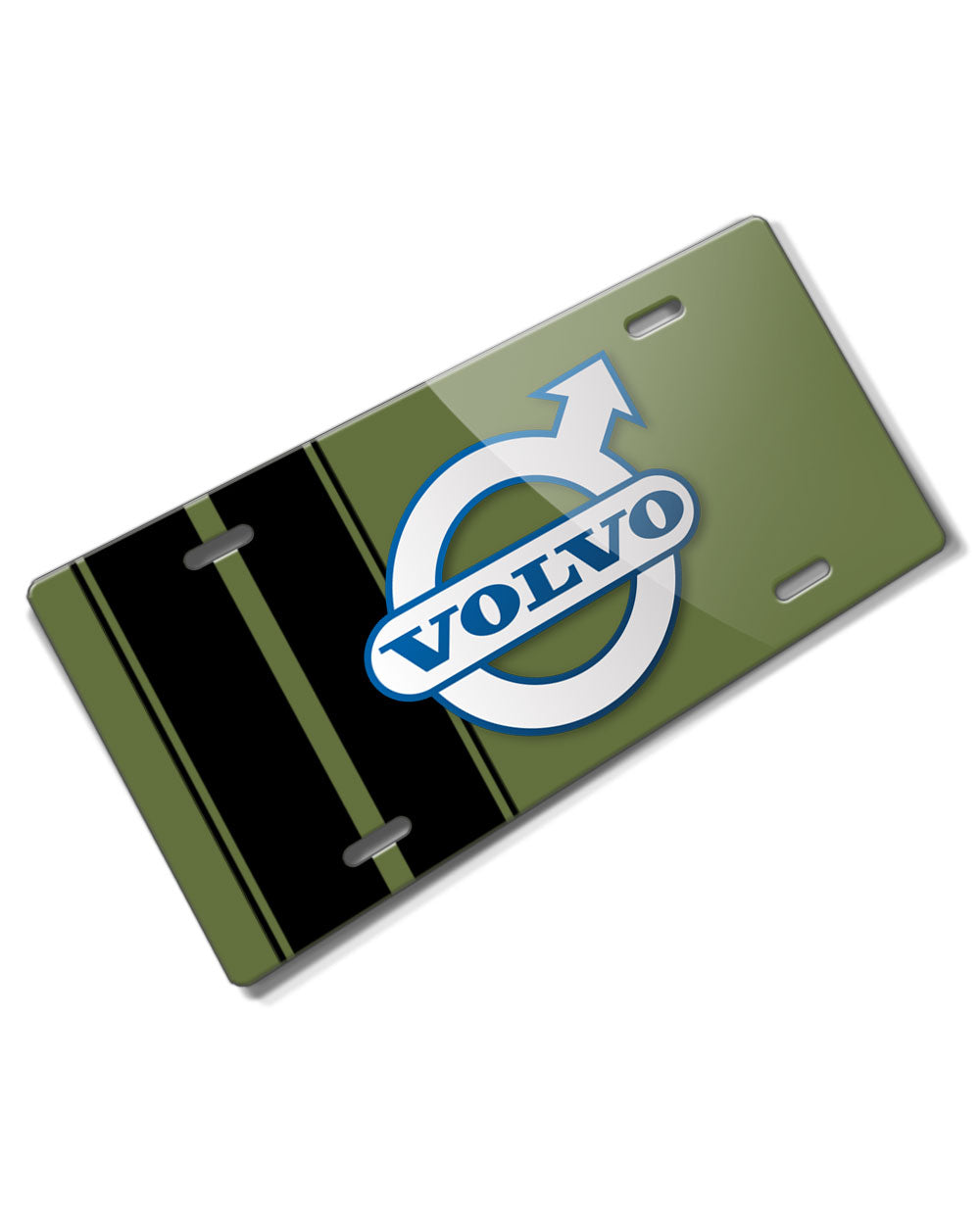 Volvo Emblem Novelty License Plate