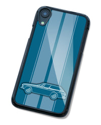 Volvo 1800ES Station Wagon Smartphone Case - Racing Stripes