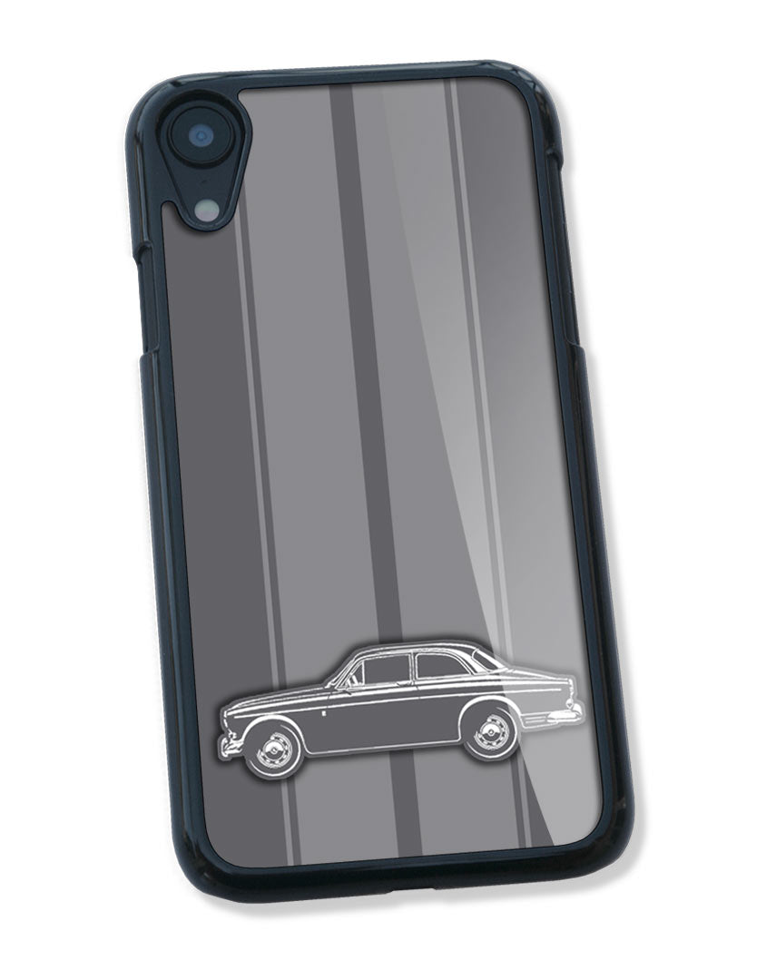 Volvo P120 P122S Amazon Coupe Smartphone Case - Racing Stripes