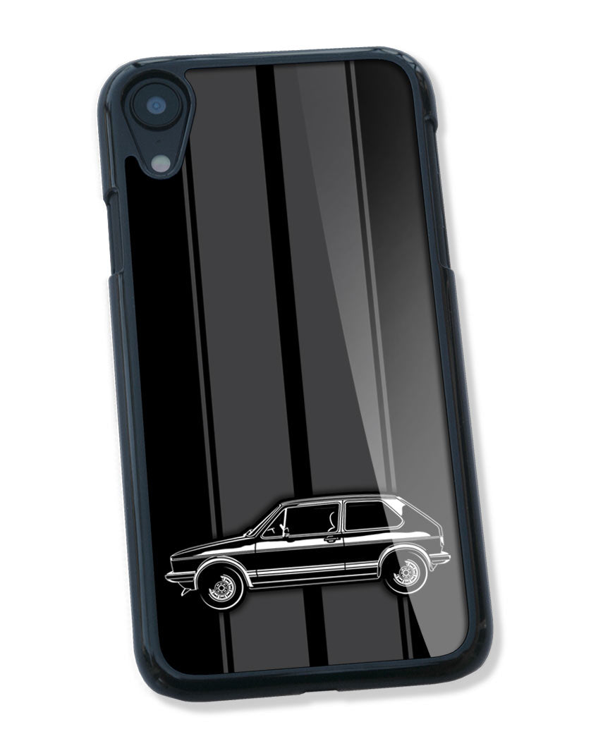 Volkswagen Golf Rabbit GTI MKI Smartphone Case - Racing Stripes