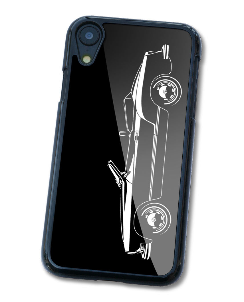 Volkswagen Karmann Ghia Convertible Smartphone Case - Side View
