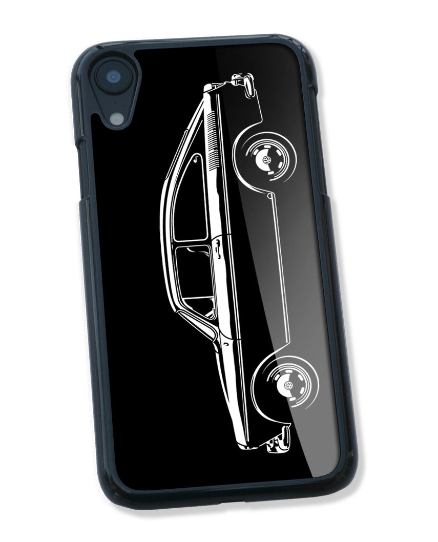Volkswagen Type 3 Fastback 1600TL Smartphone Case - Side View