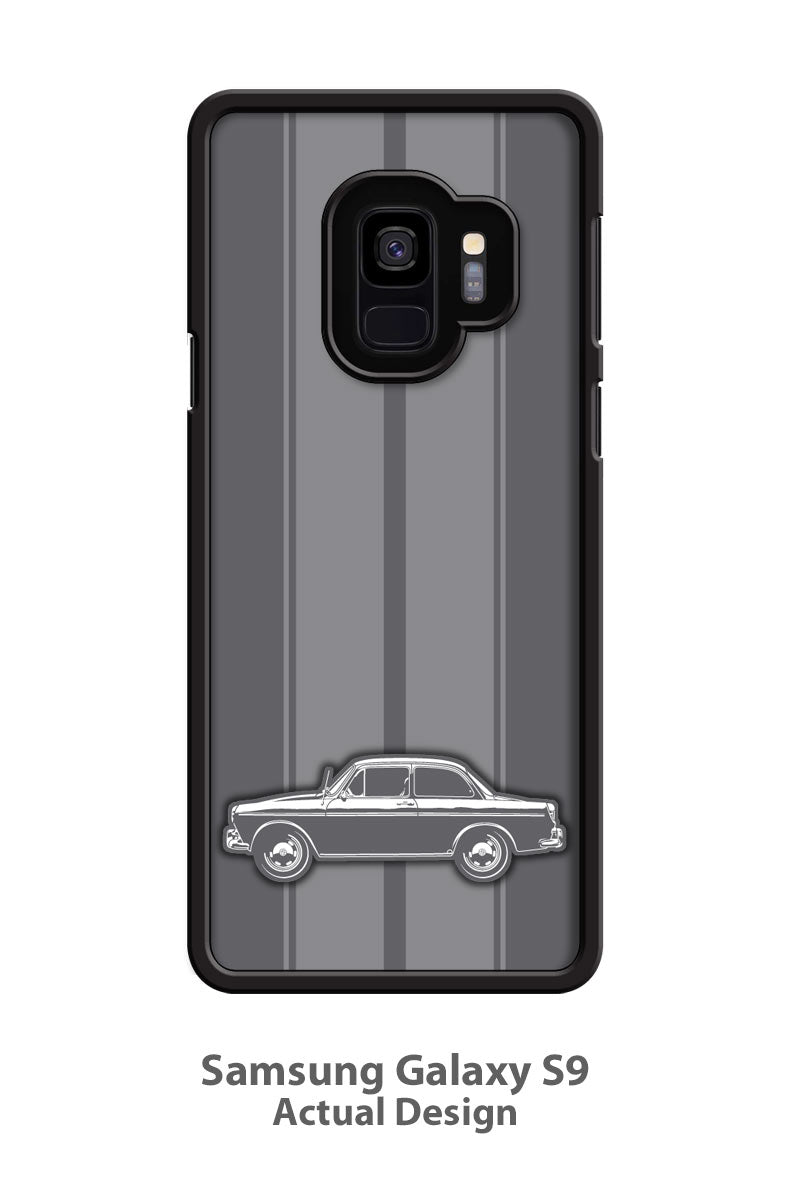 Volkswagen Type 3 1500 Notchback Smartphone Case - Racing Stripes