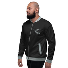 Load image into Gallery viewer, TCR Unisex Bomber Jacket