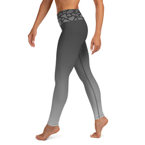 Team Conda Fight Fit Yoga Leggings