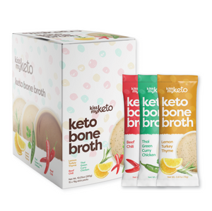 Keto Bone Broth aka Kraftsupper