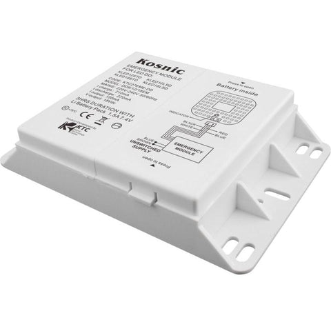 Kosnic Self-test Emergency Module for LED DD Lamps - CEC03LBL/S