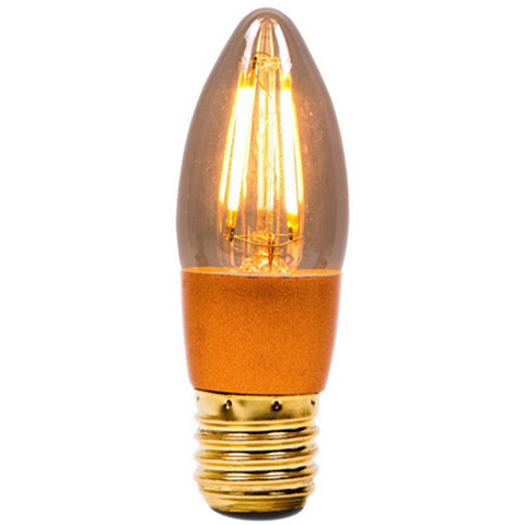 Bell 4W Vintage Candle LED Non Dimmable - E27/ES - BL01432