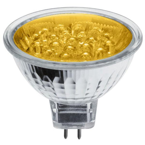 Deltech 1.2W LED GU53 Orange - DL-MR1621OR