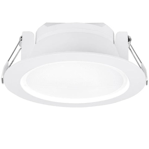 Aurora Enlite 15W Fixed Integrated Downlight IP44 Warm White - EN-DL15/30