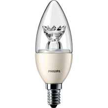 Philips 6.5W E14 LED SES Candle Very Warm White Dimmable - 74182400