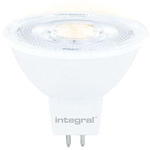 Integral 8.3W GU53 MR16 Cool White Dimmable - ILMR16DE040