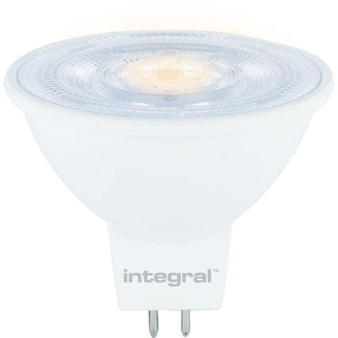 Integral 5.3W GU53 MR16 Warm White - ILMR16NC033