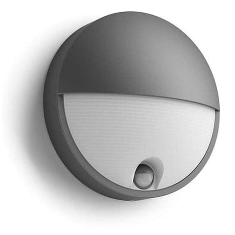 Philips myGarden Capricorn LED Outdoor Wall Light with Motion Sensor - 164569316