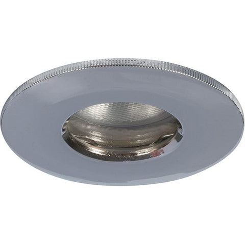Megaman Helios GU10 Fire Rated Shower Downlight - Fixture Only (Chrome)