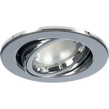 Megaman Alina GU10 Fire Rated Fixed Downlight - Fixture Only (Chrome)