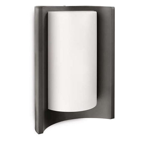 Philips Ecomoods Meander Wall Lantern 230V (Antracit) - 164049316