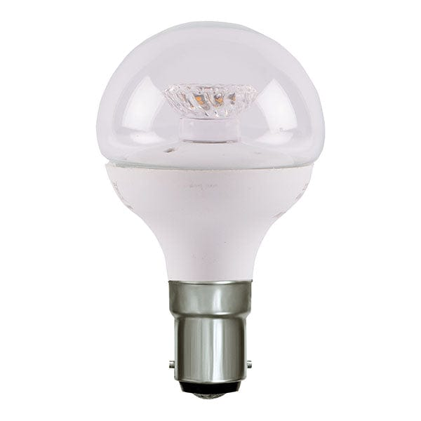Bell 4W LED B15/SBC Golf Ball Warm White - BL05184