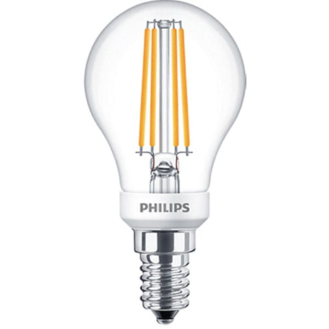 Philips 5W LEDluster E14 SES Golf Ball Very Warm White Dimmable - 70990000