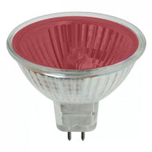 50W MR16 Red Halogen Bulb - 3239