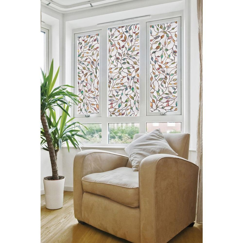 New Leaf Decorative Window Film
