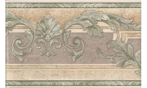 Vintage FX73821NB Wallpaper Border