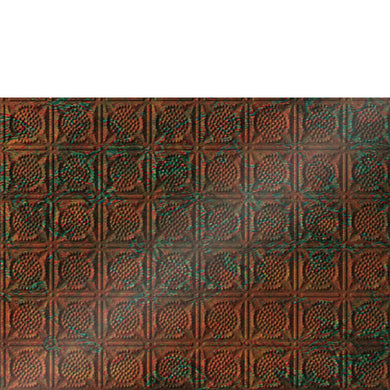 Backsplash Tile San Diego Copper Fantasy