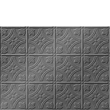 Load image into Gallery viewer, Backsplash Tile Savannah Argent Silver