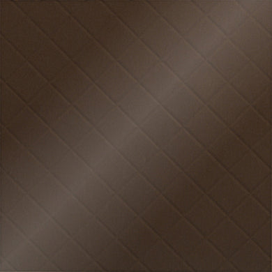 Backsplash Tile Mini Quilted Argent Bronze