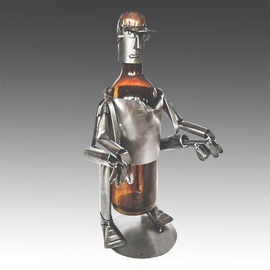 Golf Caddy Wine Bottle Holder