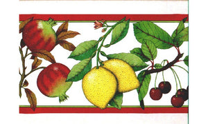 Fruits b167217 Wallpaper Border