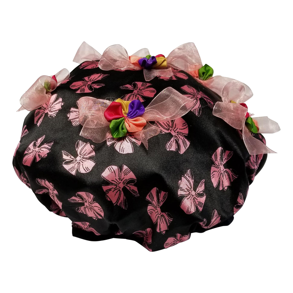 Allure Designer Shower Cap