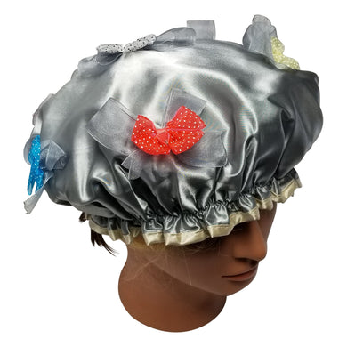 Tender Glow Designer Shower Cap