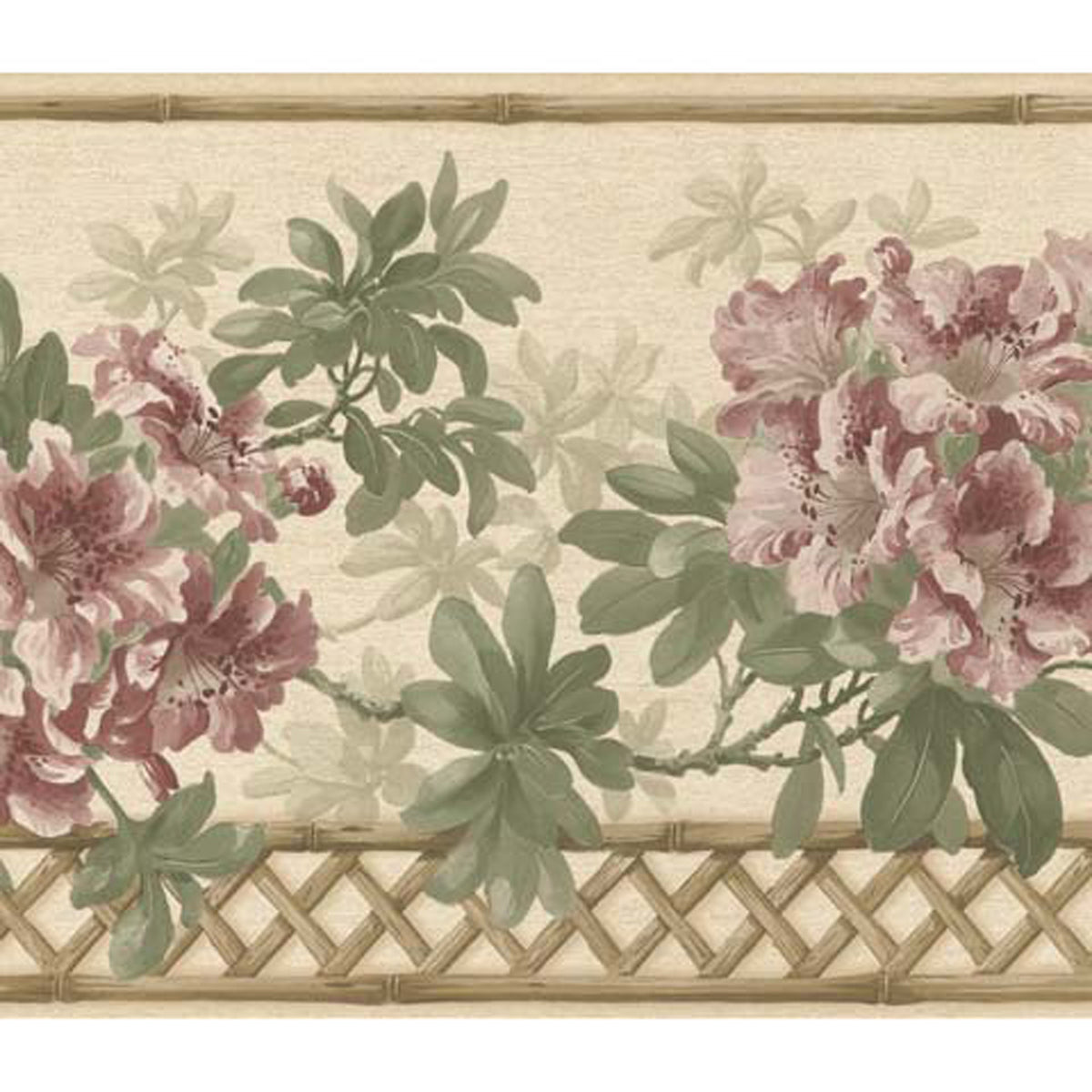Floral 83b57401 Wallpaper Border On Sale Giftedparrot Com