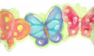 Butterfly RU8289 Wallpaper Border