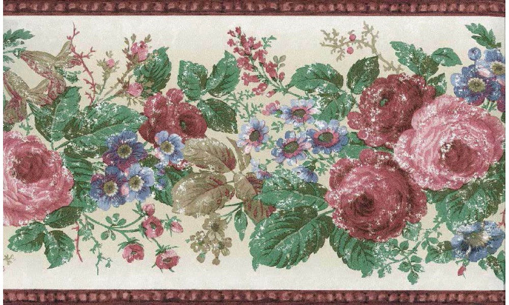 FRESH COUNTRY WD76831 Wallpaper Border