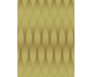 Graphics 3D Illusion Gold 5802-30 Wallpaper