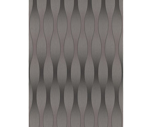 Graphics 3D Illusion Taupe 5802-37 Wallpaper