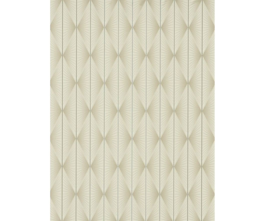 Graphics 3D Diamond Illusion Beige 5805-02 Wallpaper