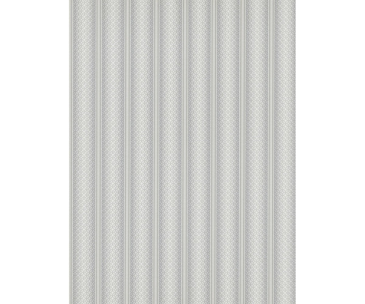 Striped Graphics Effect Grey 5807-10 Wallpaper