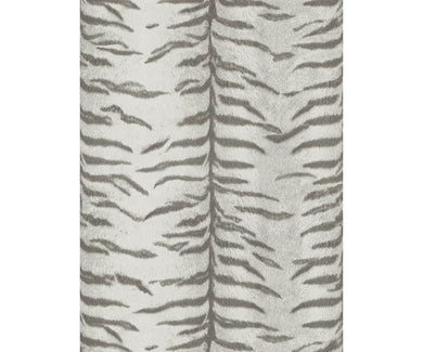 Tiger Skin Pattern Grey 5900-10 Wallpaper