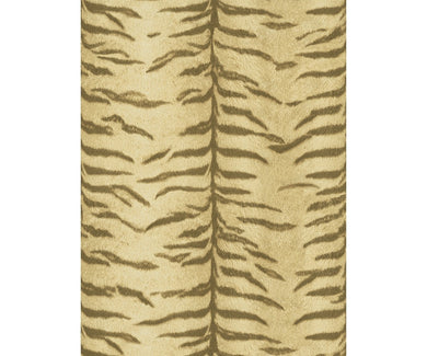 Tiger Skin Pattern Brown 5900-11 Wallpaper