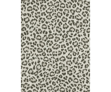Leopard Skin Pattern Grey 5901-10 Wallpaper