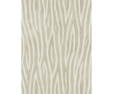 Zebra Skin Pattern Beige 5905-37 Wallpaper